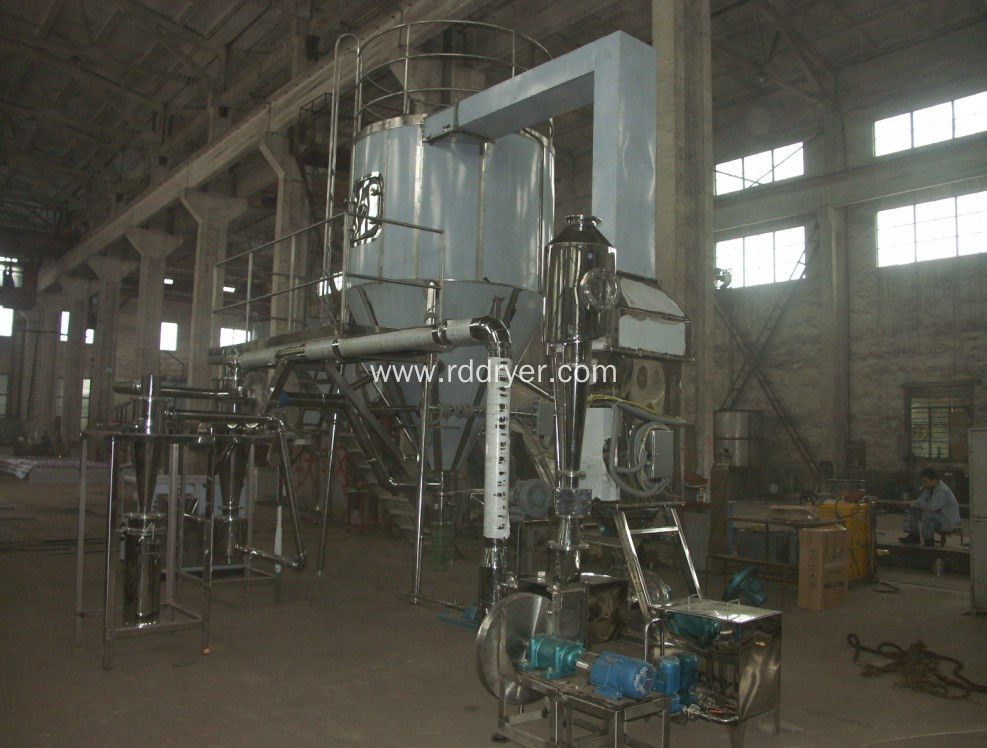 High Speed Centrifugal Spray Equipment