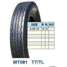 Neumático de la motocicleta 4.50-12