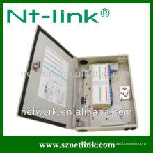Ftth caixa de terminação óptica de fibra