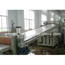 PVC-Brett-Produktions-Verdrängungs-Maschinen-Linie (SJ80X156)
