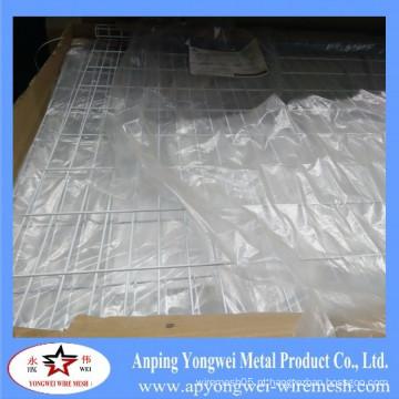 4x4 soldado malha de arame cerca / excelente qualidade fábrica de fornecimento de malha de arame soldado (ISO9001: 2008)
