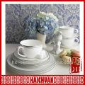 4pcs vajilla vajilla conjunto, vajilla de cerámica, juego de vajilla