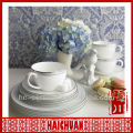 Louça 4pcs conjunto de louça, louça de cerâmica, conjunto de louça