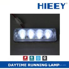 E-MARK LED Luz de marcha diurna para camión y camión remolque luz de cola impermeable IP67
