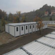 Casa móvil prefabricada para solución de alojamiento