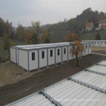 Prefabricated Mobile House for Accommodation Solution