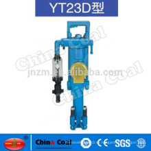 perforadora horizontal neumática YT23D