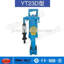 máquina de perfuração horizontal pneumática de YT23D