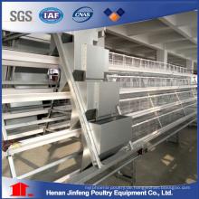 Geflügel-Schicht-Bauernhof-Ausrüstungs-Hühnerkäfig mit hoher Qualität