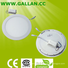 2016 New Design Round Shape Isolated 18W LED Panel Lamp