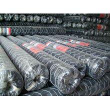 PVC-beschichtetes sechseckiges Fischernetz