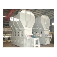 White Carbon Black Particles Boiling Drying Bed
