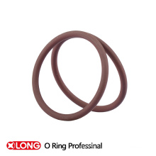 Хорошее качество шлифовального коричневого FKM Rubber Orings