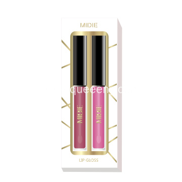 2 Color Lip Gloss