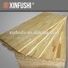 Edge geklebte Holzplatten