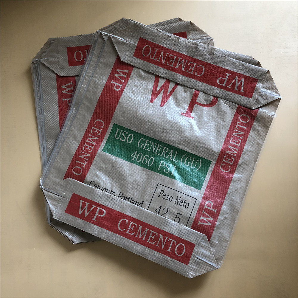 pp ad star cement bag