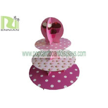 Cupcake Cardboard Counter Displays Point Of Purchase Corrugated