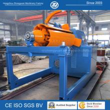 Zum Verkauf Vollautomatische Hydrauklic Uncoiler Maschine