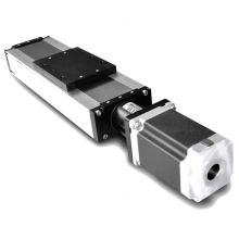 300mm travel stepper motor linear translation stages for automatic system