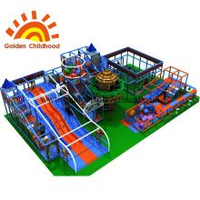 Forest Wooden Play House Equipment für Kinder