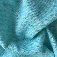 Ткань льняной ткани хлопка связанная (QF15-2063)