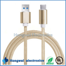 Charging Data USB 3.0 a Male to 3.1 Type C Cable