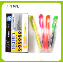 Refillable Liquid Highlighter Pen (WZL-801)