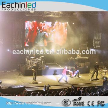 Meilleur prix Une série P5, P6, P7, P8 et P10 intérieur et extérieur location led écran / led vidéo affichage