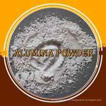 Manufacturer Al2O3 high quality alumina powder refractory material sale