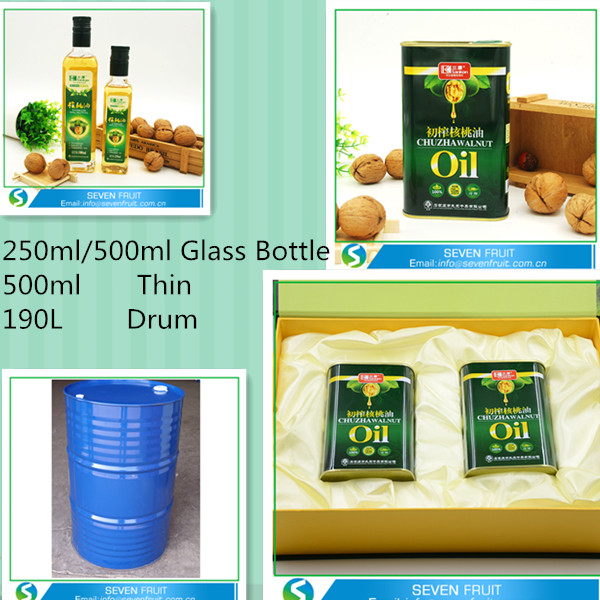 walnut oil package