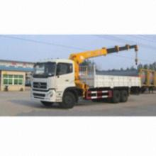 Truck Crane with Patented Technology, High-cost Performance