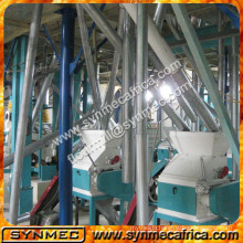 pipe, Maize/Corn Flour Plant, Maize Flour Mill in Four Mill
