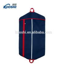 sac de vêtement pliable en gros pour la robe de mariage et le costume
