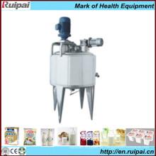 Tanque de emulsificação de palhetas de alta velocidade Ghr