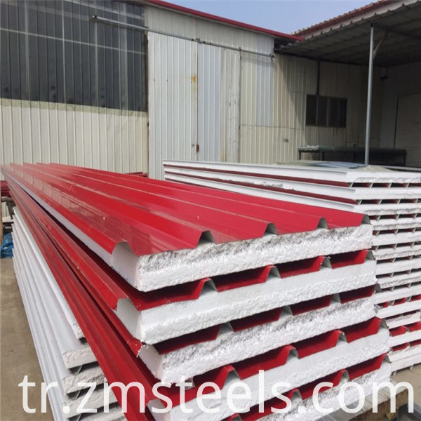 EPS roofing panel for Argentina