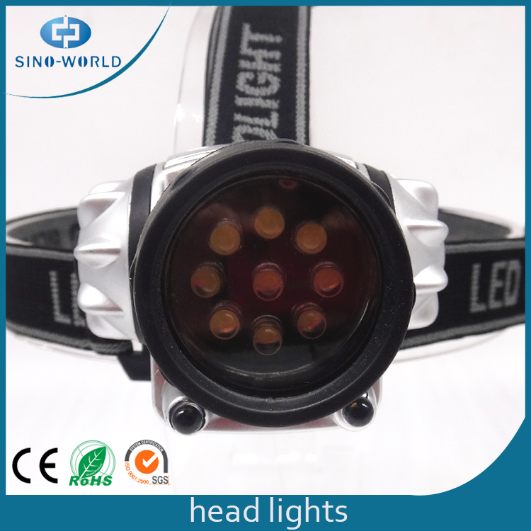 7 Led Headlights