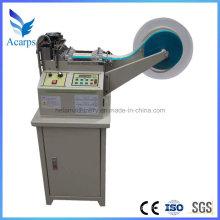Máquina de corte de fita pesada com correia de nylon controlada por computador