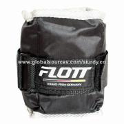 Wrist Weight, 2kg Fitness Sandbag, Made of Waterproof Oxford Cloth, Iron Sand and Carry Bag Packing