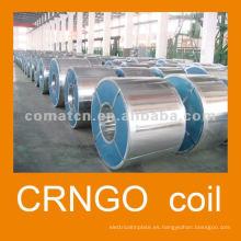 Laminado en frío de acero al silicio no orientados para la laminación del transformador