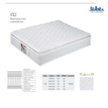 Luxus Komprimierte Memory Foam Bett Matratze