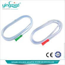 Tubo de estómago de PVC desechable