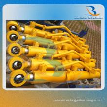 Ingeniería de maquinaria de construcción Cilindros hidráulicos para divisor de troncos