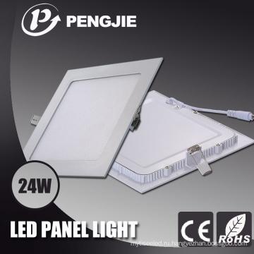 300х300 24w белый свет панели СИД с CE и RoHS (ПФ>0.9)