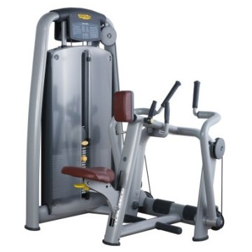 Peralatan Fitness Gym Profesional Kabel Low Row