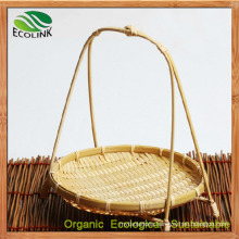 Bamboo Fruit Plate Tea Basket Bamboo Basket (EB-B4214)