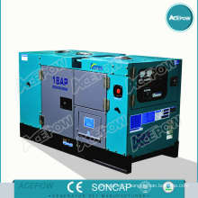 15kw 60Hz Diesel Silent Generator with Quanchai Engine for Philippines