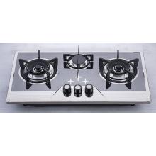 Três fogão a gás do queimador (SZ-LW-131)