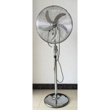 Standing Fan-Five Blades-Antique Fan