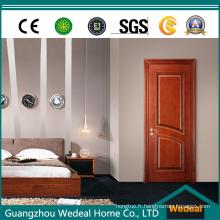 Vente chaude WPC porte en bois intérieure (WDHO73)