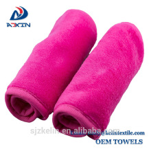 Hot selling micro fiber makeup remover cleaning towel High quality Private Label microfiber magic cloth makeup remover cleaning cloth